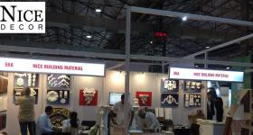 Nice in the Big 5 Construct exbition in India